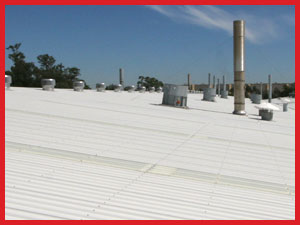 Commercial & Industrial Roofing Service Photo