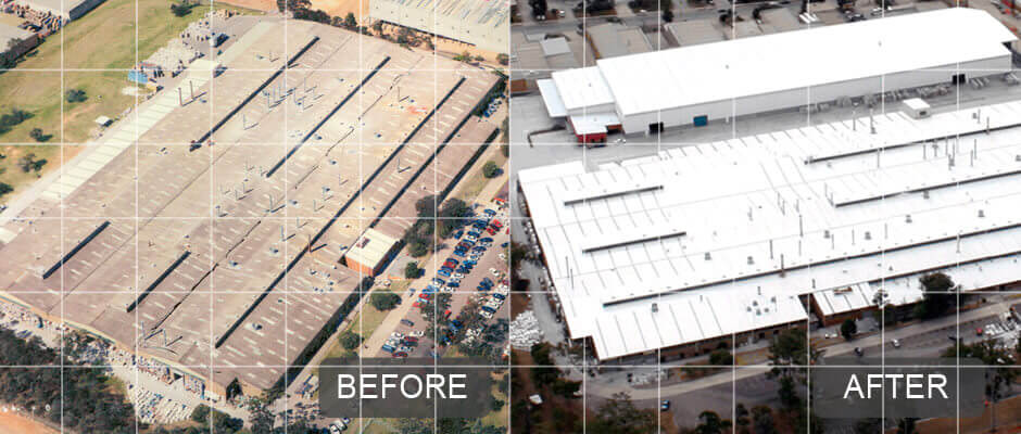 commerical-roof-repairs-sydney-before-and-after-photo
