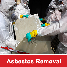 RO Steel are industry experts in Asbestos Removal in Sydney with 35 years experience