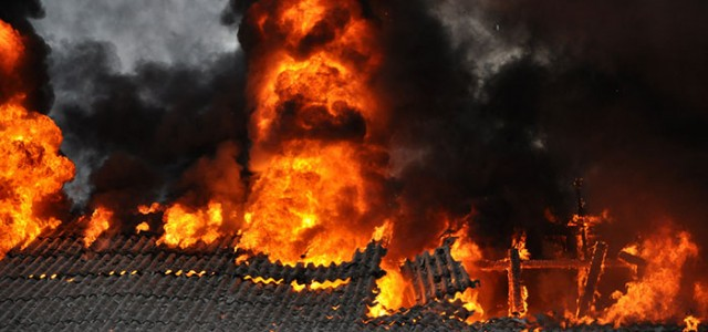 Preparing your roof against bushfires