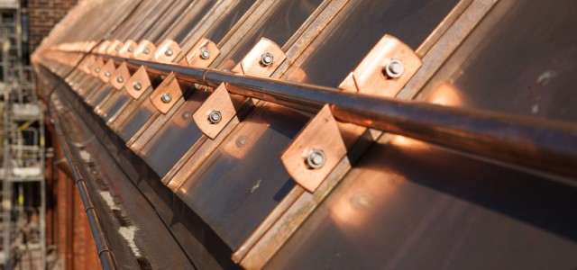 Copper Roofing is a great option for any roof