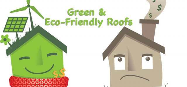 The many benefits of a green roof