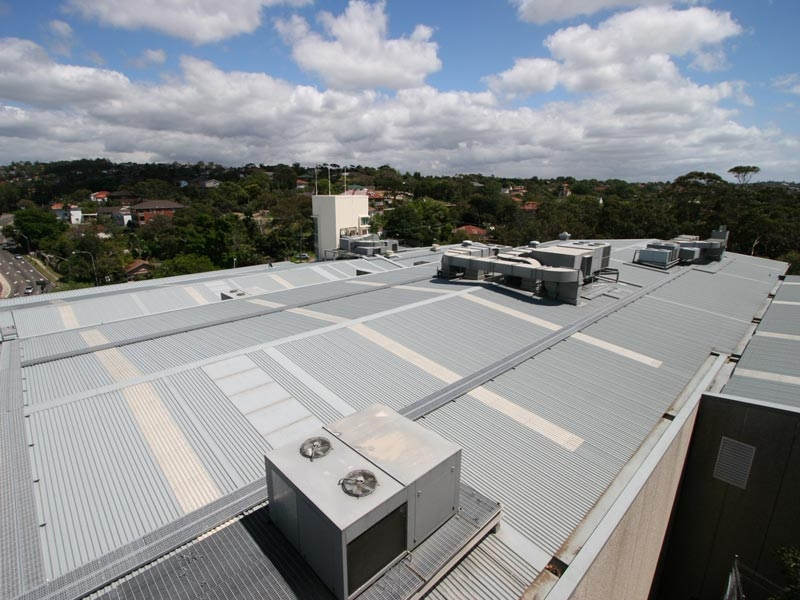 Officeworks Dee Why Roofing Project