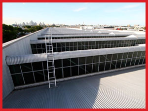 Commercial Roof Restoration Sydney