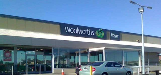 Woolworths Shopping Centre Roof
