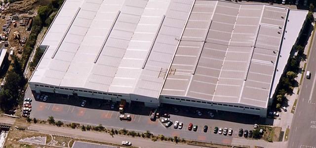 Berem Industrial Roof