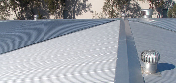 What Materials Are Used In Today S Commercial Roofing