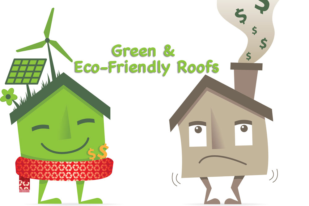 Roofing System Guide Green And Eco Friendly Roofs