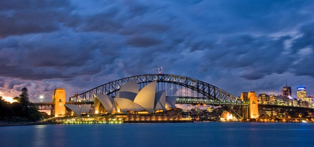 Sydney voted the best skyline
