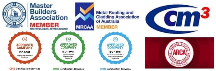 Licenced Builder, Roofer